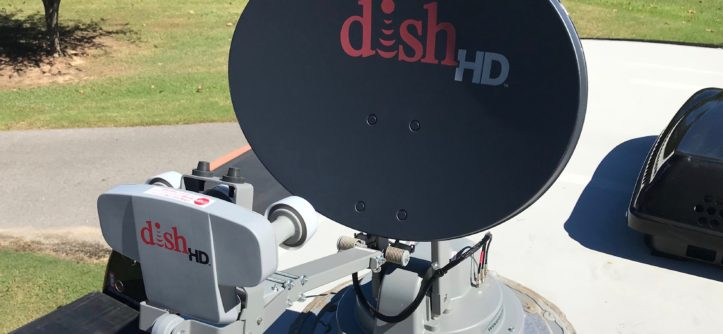 Converting a Winegard Trav'ler Antenna from DirecTV to Dish